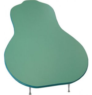 FruiTable Activity Table, Pear Shape