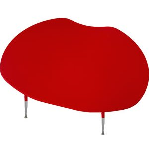 FruiTable Activity Table, Tomato Shape