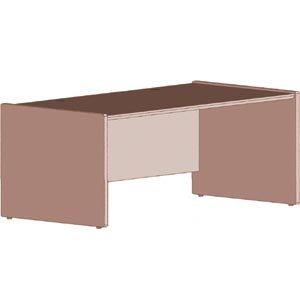 Modular Library Computer Table - Starter