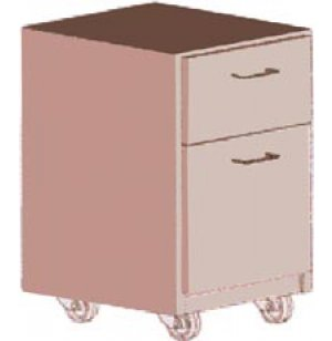 Ultima File Cabinet with Drawers