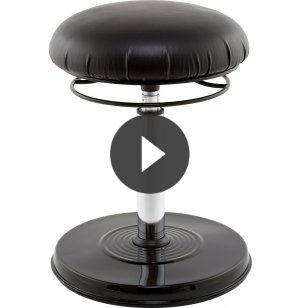 Kore Everyday Adjustable Office Stool