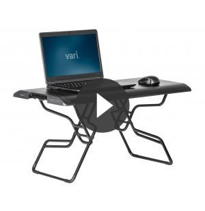 The VariDesk® Laptop 30 by Vari®