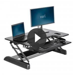 The VariDesk® Tall 40 by Vari®