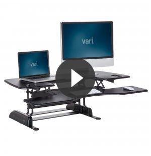 Duplicate of The VariDesk® ProPlus Series by Vari® VPA-48