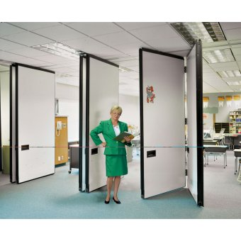 Folding Panel Partitions