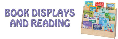 Book Displays and Reading