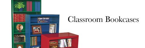 Classroom Bookcases Classroom Bookshelves Amp Wood Bookcases