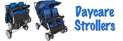 Tandem Strollers Daycare Strollers Bye Bye Buggy