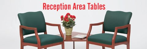 Reception Area Tables