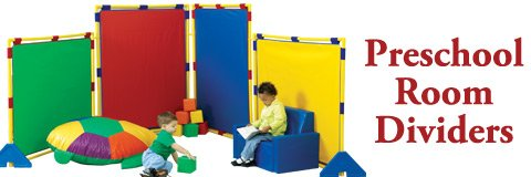 Preschool Room Dividers