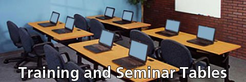 Training and Seminar Tables