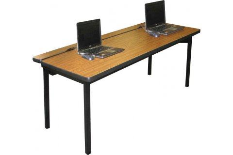 AmTab Flip-Top Computer Tables