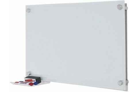 Pure Glass Whiteboards by Aarco