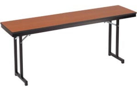 Training Tables with Cantilevered Legs
