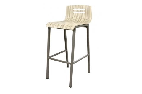Bella Bar Stools by Mediatechnologies