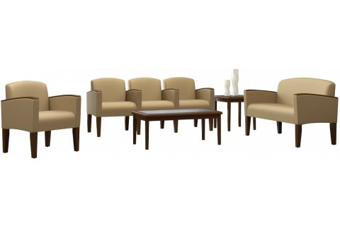 Belmont Reception Furniture Seating