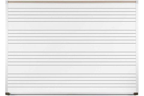 Porcelain Steel Music Whiteboards