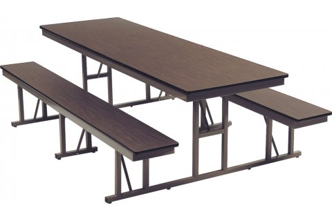 Cafeteria Tables by Barricks