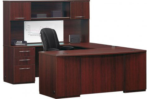 Causeway Office Desks by DMI