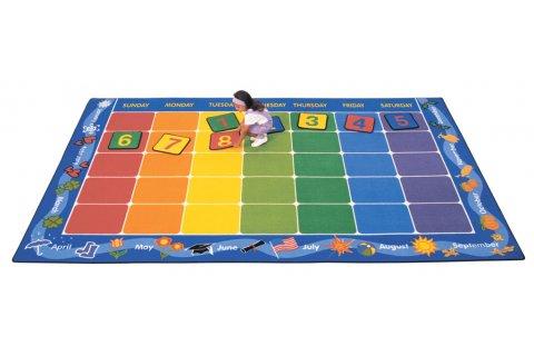 Calendar Carpets