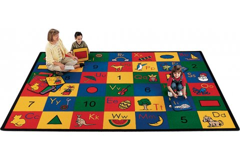 Blocks of Fun Carpets