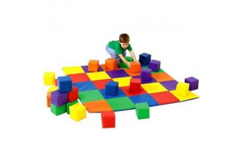 Soft Play Baby Blocks