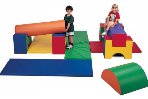 Soft Play Gym Set