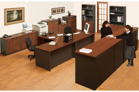 School Office Furniture Collection, Classroom Bookcases
