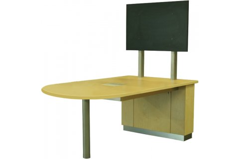 Crayon Media Tables by Mediatechnologies