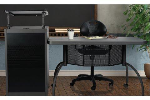 Teacher's WorkPod Desk by NPS