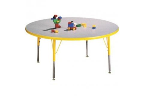 Educational Edge Round Activity Tables