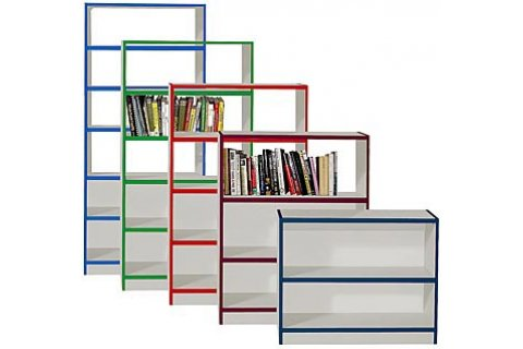 Educational Edge Library Shelving