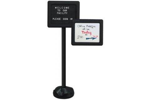 Versatile Pedestal Signage
