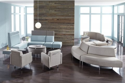 High Point Eve Modular Reception Furniture