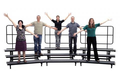 E-Z Choral Risers