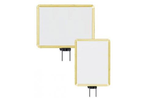 Contemporary Sign Frames
