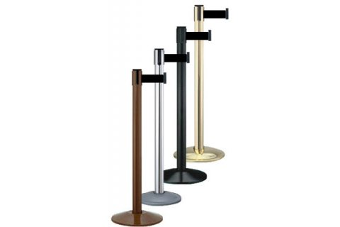 Contemporary Stanchion Posts by Beltrac®
