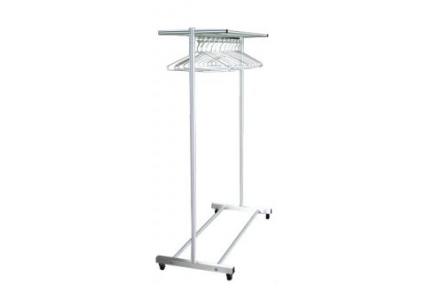 All Aluminum Portable Coat Racks