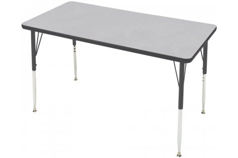 Adjustable Height Activity Tables