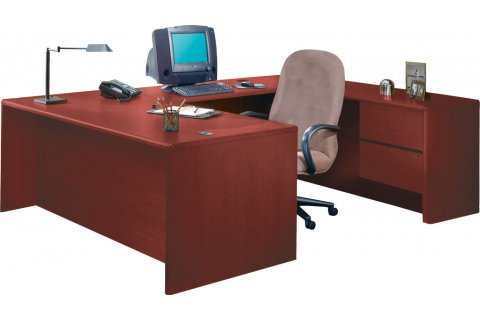 10700 Office Desks Series by HON
