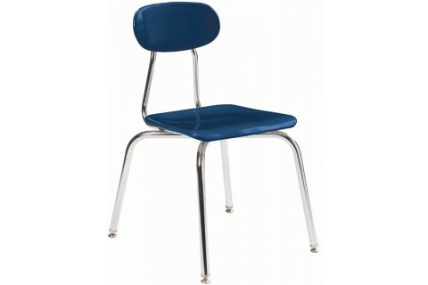 500 series hard plastic chair student chairs