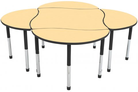 Harmony Series Collaborative Classroom Tables
