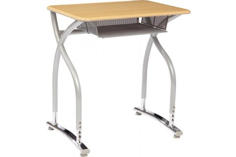 Illustrations V2 Adjustable Height Classroom Desks