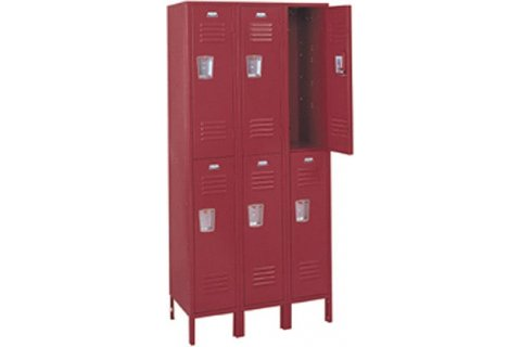 Penco Double Tier Commercial Lockers
