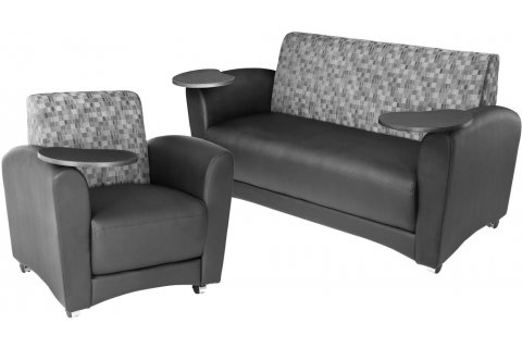 Interplay Reception Furniture By Ofm Reception And Lobby Chairs