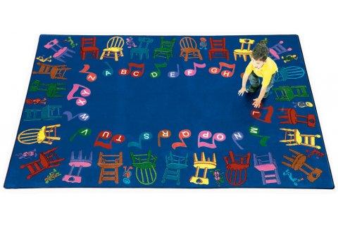 Musical Chairs Carpet