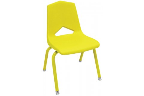 Poly Stacking Classroom Chairs by Marco Group
