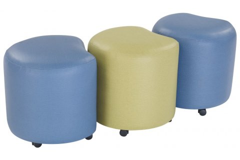 Mod Series Modular Soft Seating by Academia
