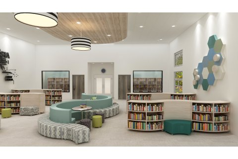 Mod Series Soft Seating by Academia