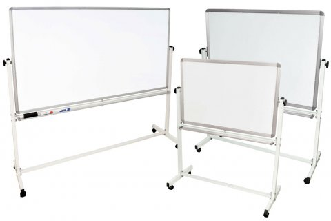 Luxor Reversible Magnetic Whiteboards